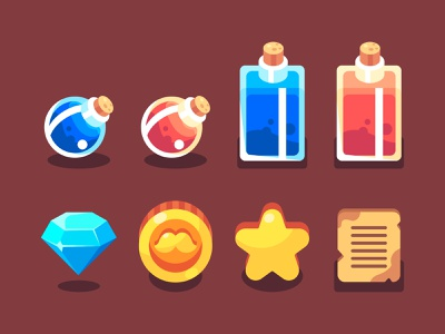 game icon lillyput game asset game art icon game
