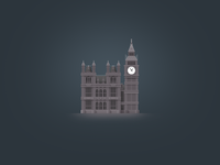 Dark Big Ben