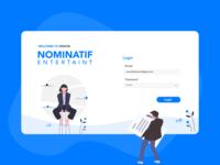 Nominatif Entertaint