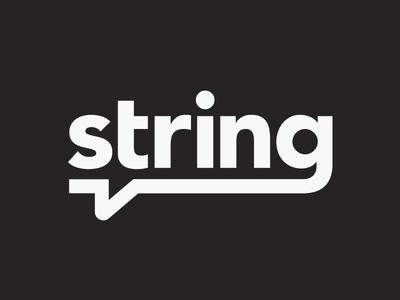 String Logotype