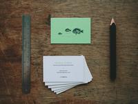 Little Digital Co Business Card