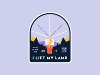 Upstate NY Race Badge