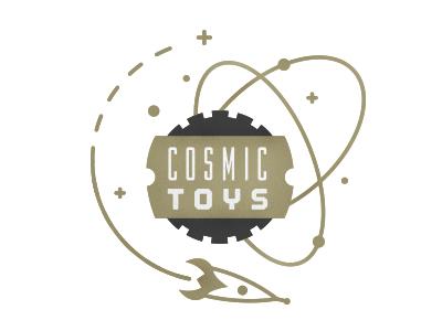 Jim leszczynski cosmic toys