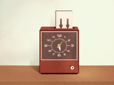 Jim leszczynski punch clock
