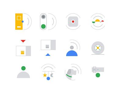 Sound & Motion Icon Set ui illustration iconset icons iconography design icon design icon