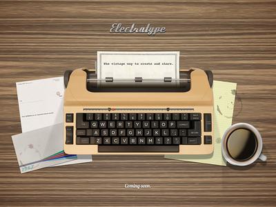Electratype.com design ux design ui ui design graphic design