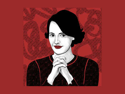 Creative Legends Portrait Series - Phoebe Waller Bridge