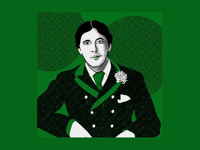 Creative Legends Portrait Series - Oscar Wilde