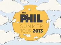 Summer Tour Sun 'n' Clouds