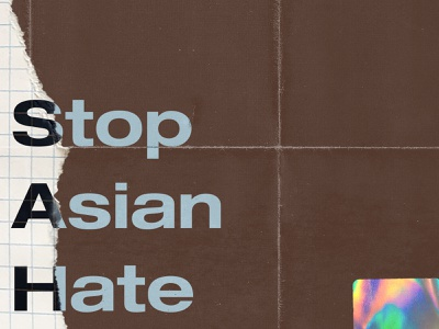Stop Asian Hate figma graphic design stop asian hate