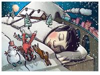 Illustration for Kreslíkárna