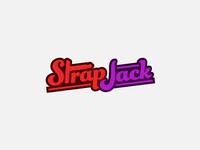 StrapJack Logo Design