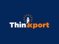 Thinkport Logo Design