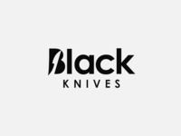 Black Knives Logo