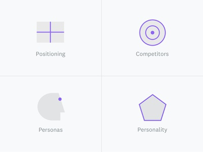 Icons for HolaBrief ux ui ui website online tool minimal clean vector web flat icon illustration design logo branding
