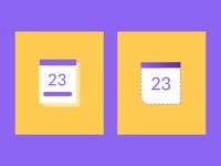 Calendar icon for HolaBrief