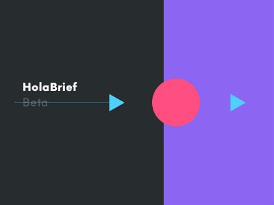 We are leaving Beta! clean flat vector design minimal illustration branding briefing beta