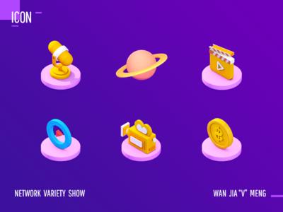 网综《玩家V梦》icon