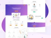 PeopleSpheres Web Design