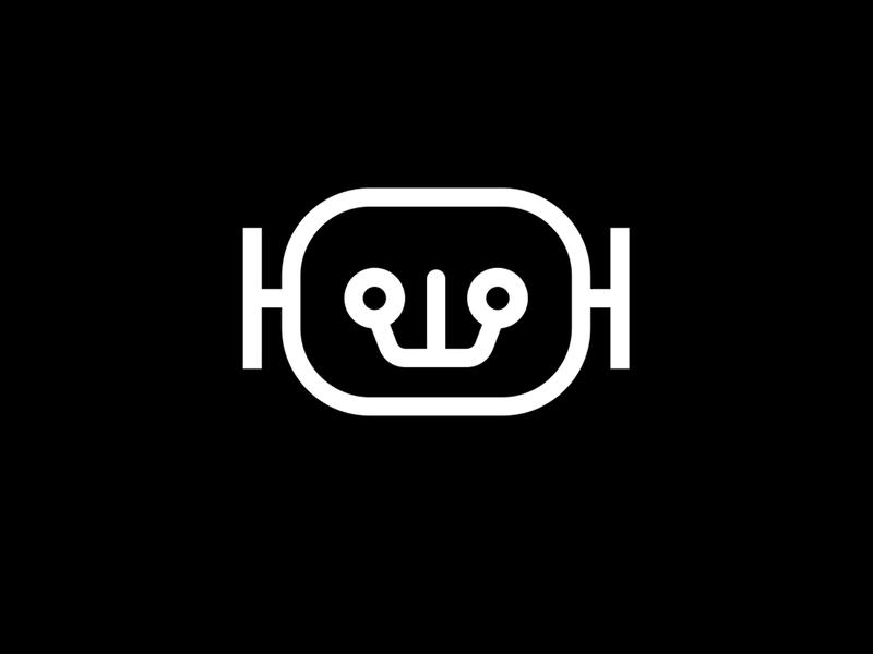 Robotronic lab / logo разработка логотипа robotic logo branding визуальная идентификация identity