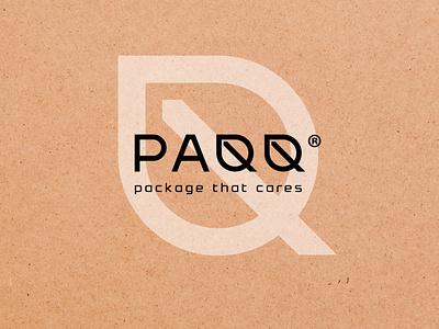 PAQQ - Logotype eco pack leaf logo identity branding logo визуальная идентификация paper bag eco-friendly ecology eco