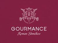 Gourmance logo design
