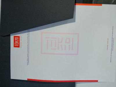 TOKAI / Identity