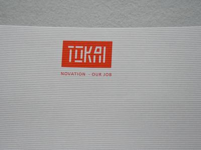 TOKAI / logotype