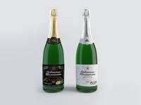 Советское Шампанское / дизайн упаковки