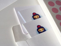 KIDAPPERS / Stationery