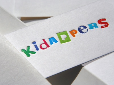 KIDAPPERS / Business cards design