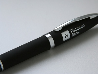 Platinum Bank / Identity