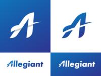 Allegiant Airlines Rebrand