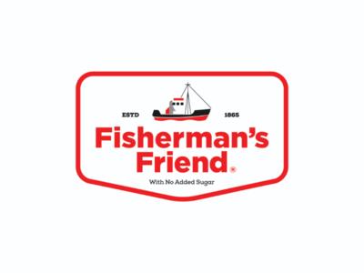 Fisherman's Friend - Re-brand
