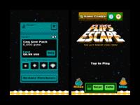 More Flip's Escape UI