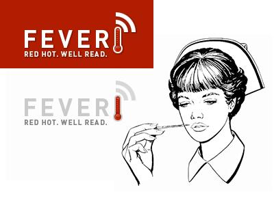 Nursing a Fever abandoned fever logo