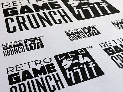 Retoro Gēmu Kuranchi-er game 8bit type custom logo vector