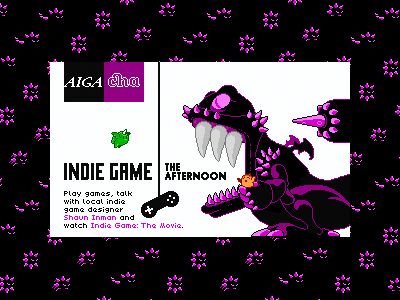 Indie Game: The Afternoon indie game the movie ripper 8bit pixel game aiga cha