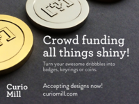 Crowd funding Shiny!