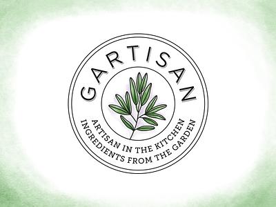 Glanbia Gartisan Identity identity spice seal branding icon illustration herb watercolor typography type logotype logo