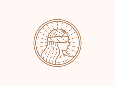 AMC Logo design engraving vector illustration icon line illustrator outline design logo branding graphicdesign logodesign linework lineart identity animation animated animated logo gif