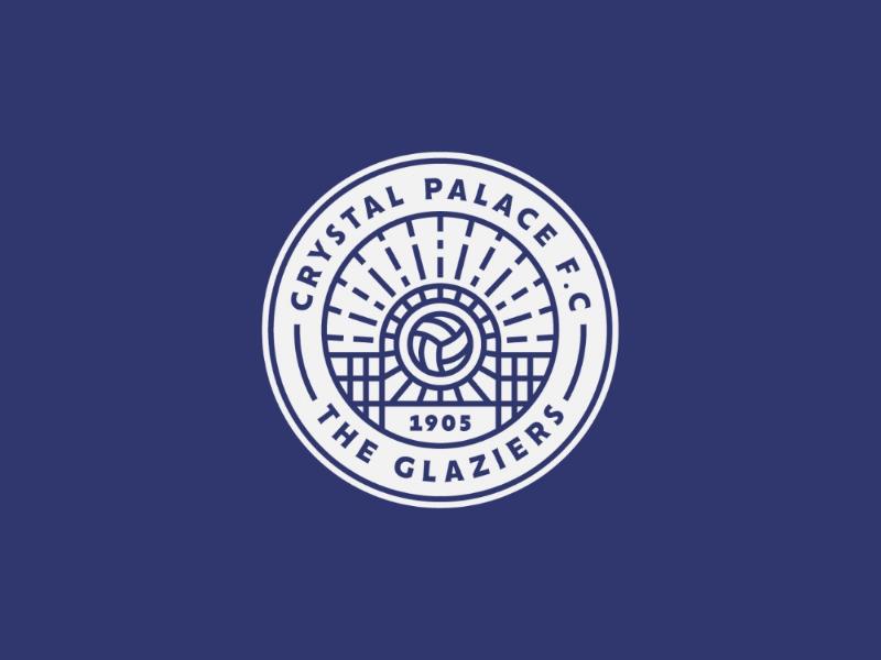 Crystal Palace Crest Alternative By Jose Arroyo On Dribbble