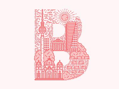 B is for Berlin
