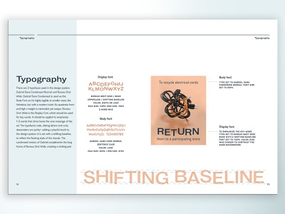 Communities For Recycling Brand Guidelines