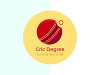 Cric Degree logo