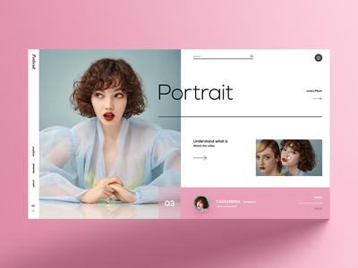 Portrait2 演习 概念