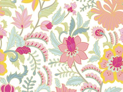 Chintz florals