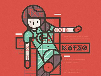 Hopscotch poster detail poster exhibition red minimal illustration typography modernism geometric outline girl hopscotch playground children vector greek
