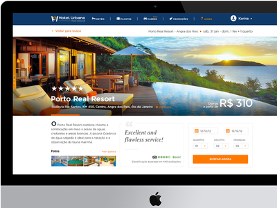 New Hotel Page hotel trip page