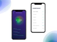 Leaderboard Mobile App